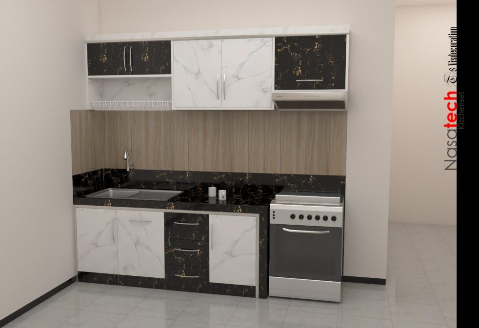 Kitchen set malang kitchen set surabaya kitchen set for Kitchen set minimalis